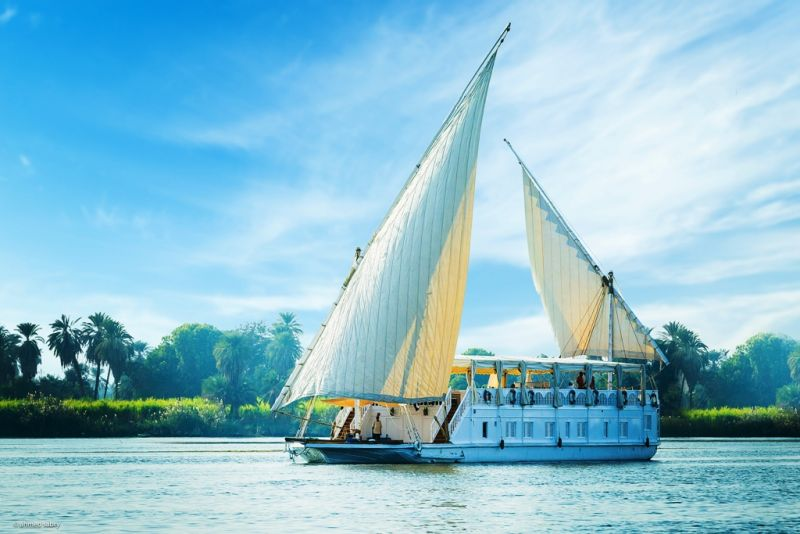 Dahabeya Crociera sul Nilo | Dahabeya Amoura