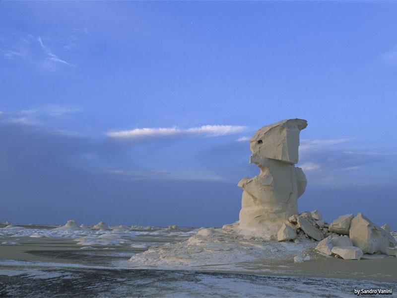 The White Desert, Egypt
