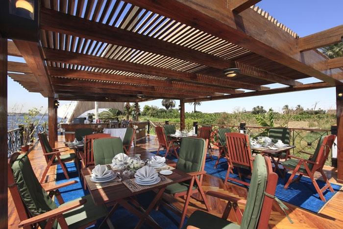 Merit Dahabeya Luxury Nile Cruise