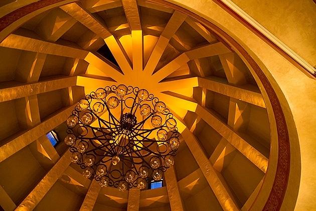 La torre de Galata por dentro