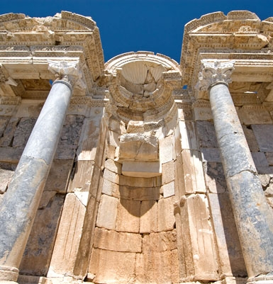 Burdur Archaeological Site of Sagalassos of Turkey