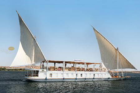 MS Donia Dahabiya Nile Cruise