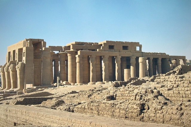 The Second Colonnaded Court