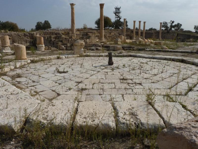 Umm Qais Ruins and Monuments