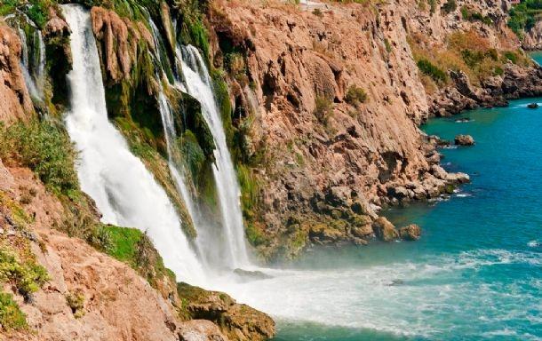 Antalya Waterfalls, Turkey