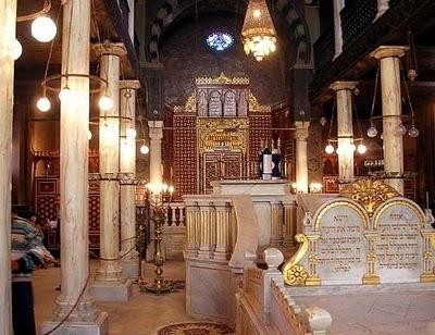 Sinagoga Ben Ezra, Cairo Velho