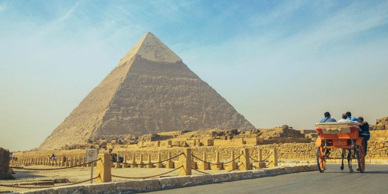 Khafre Pyramid (Pyramid Of Chefren)