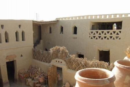 Le musée du patrimoine Badr à l'Oasis de Farafra