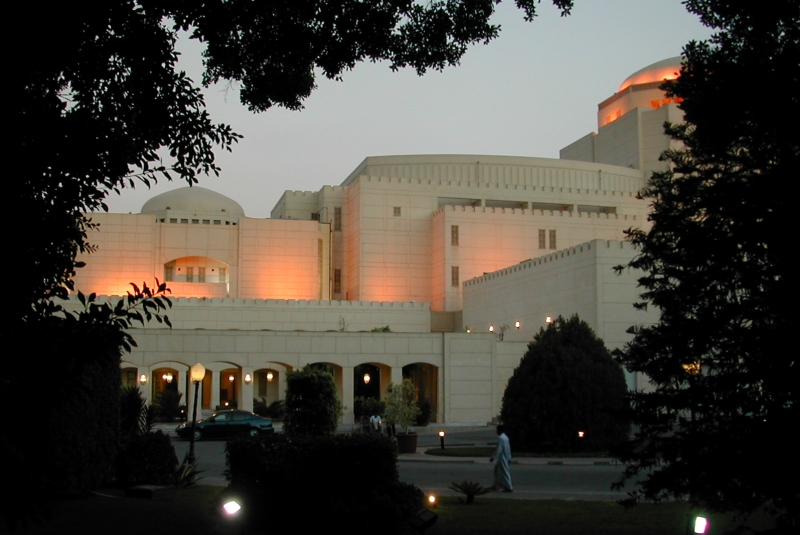 Cairo Opera House at Sunset