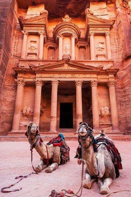 Passeio a Petra de Aqaba