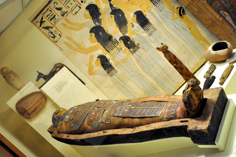 Mummification Museum in Luxor