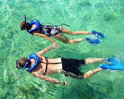 Snorkeling Adventure at Mahmya Beach - Giftun Island