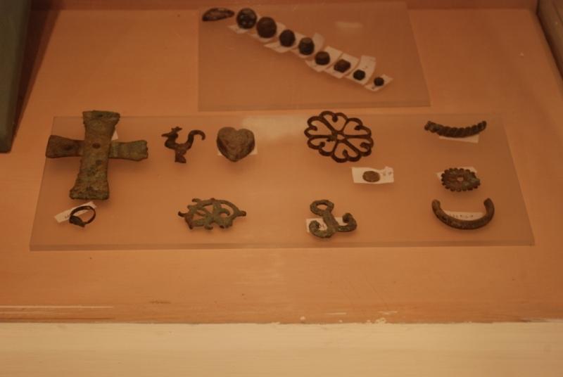 Interno del Museo di Aqaba