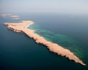Al-Dimaniyat Islands Nature Reserve of Oman