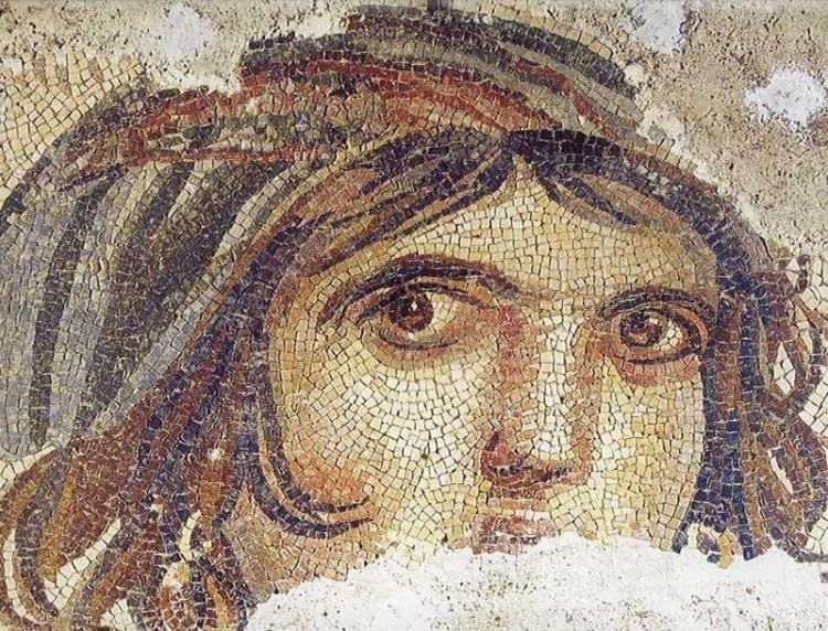 Zeguma Mosaic, Turkey
