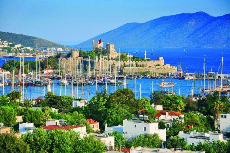 Bodrum in Turkey