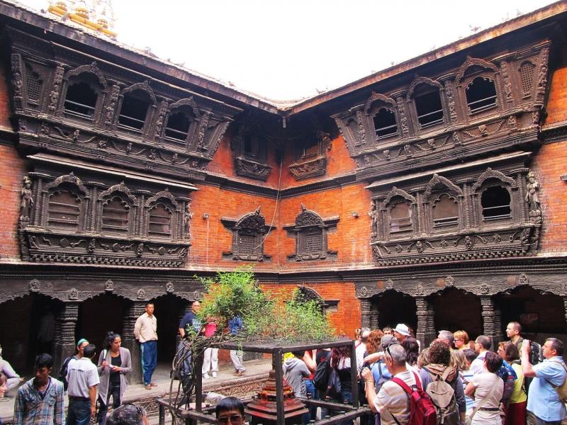 Palacio de Kumari, Katmandú