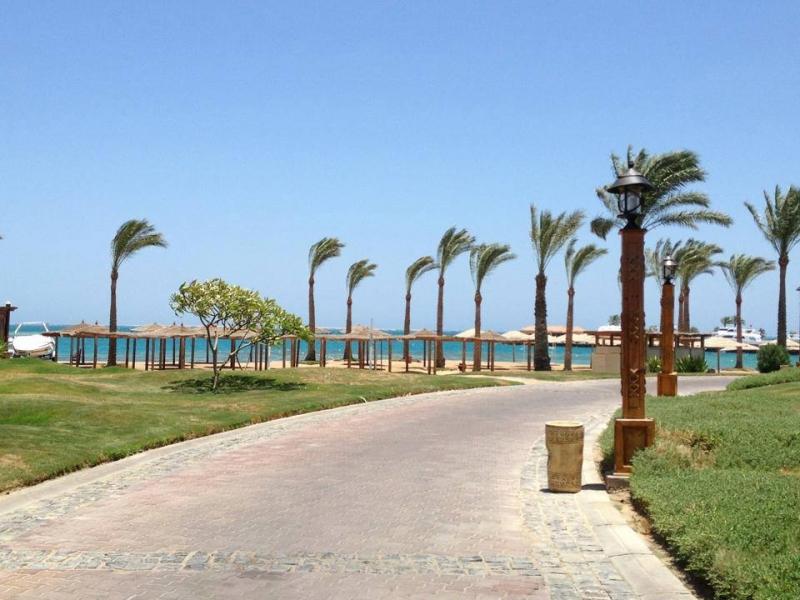Steigenberger Al Dau Beach Hotel Hurghada Gardens