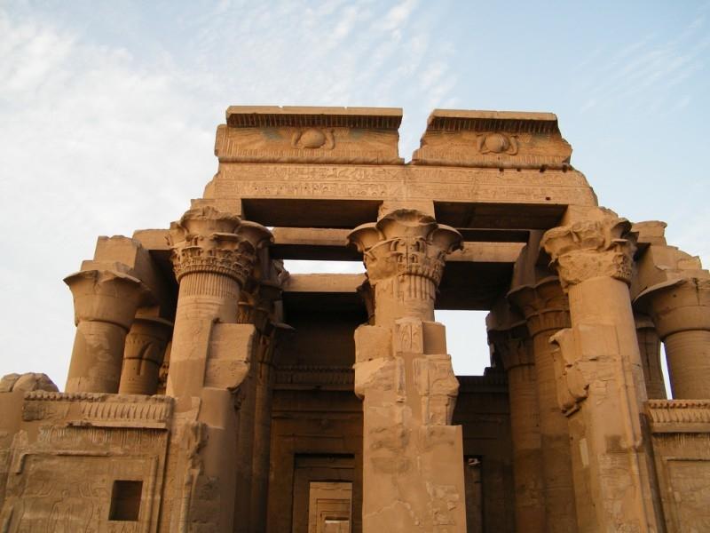 考姆翁布神庙,上埃及