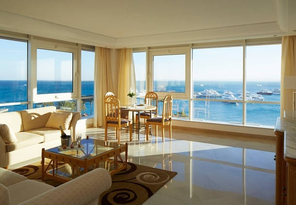Marriott Beach Resort Suite