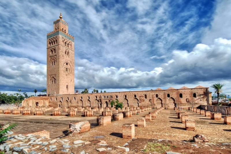The Koutoubia Museum, Marrakech