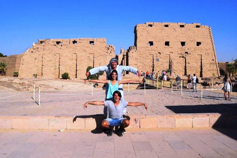 Karnak Temples at Luxor