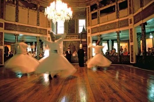 Istanbul Galata Mawlawi House Museum of Turkey