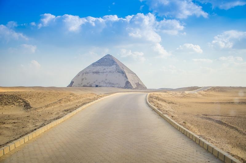 Bent Pyramids