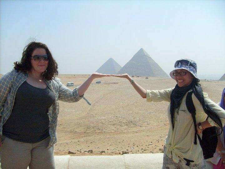 Excursión por las Pirámides de Guiza