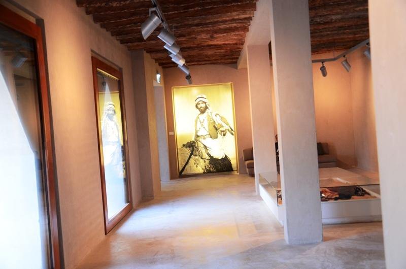 Inside Jahili Fort