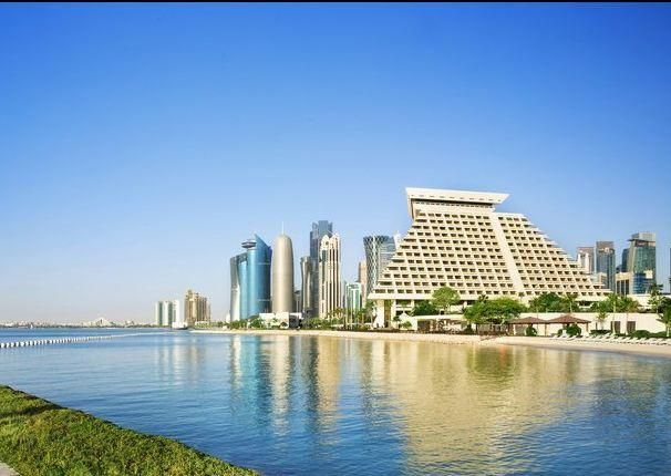 Sheraton Grand Doha Resort & Convention Hotel