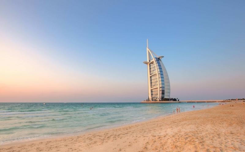 Excursion combinée Dubaï & Désert