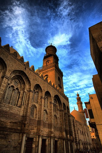 Al muizz Street, Cairo