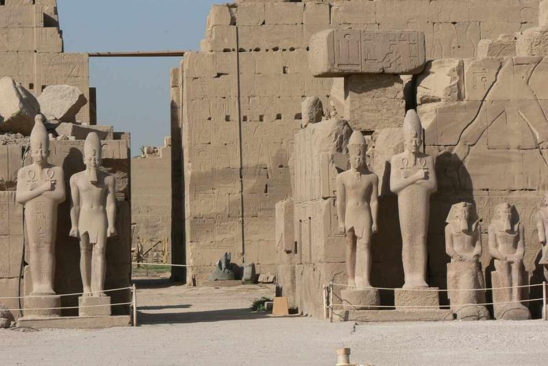 Temples de Karnak