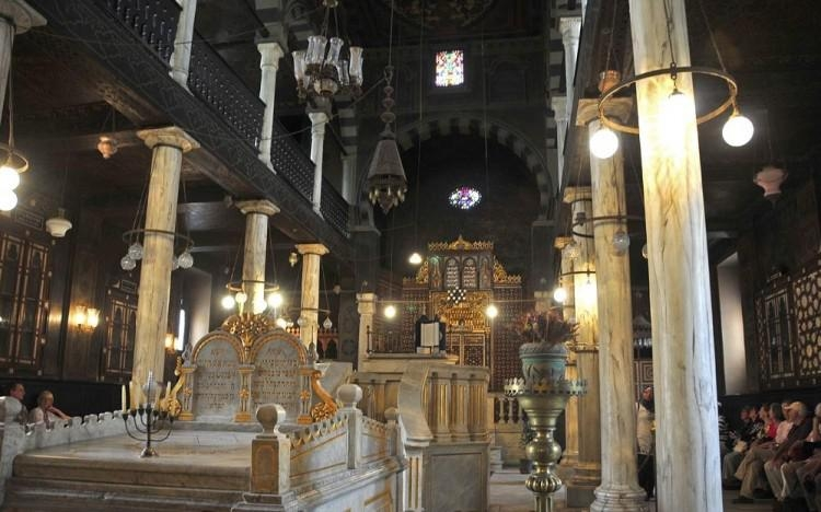 Sinagoga Ben Ezra, Cairo