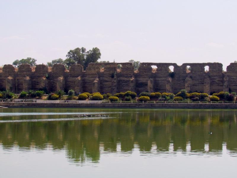 Royal Stables, Meknes