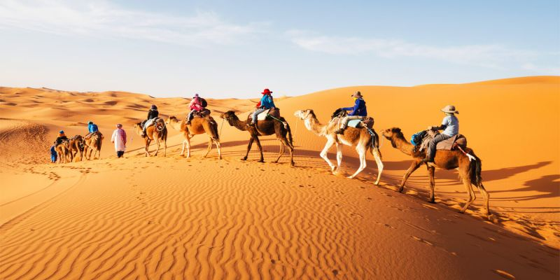 Agadir Travel Guide and Places to Visit