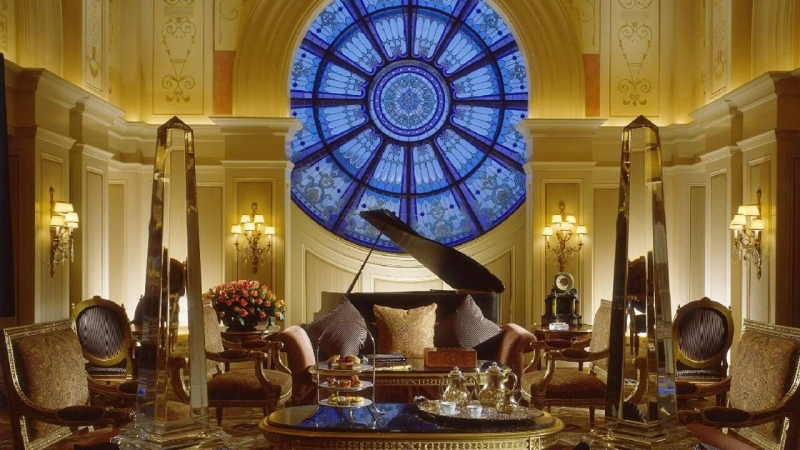 Four Seasons Hotel Tea Lounge
