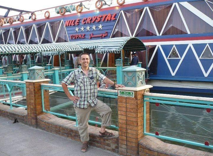 Обед на Круиз по Нилу в Каире
