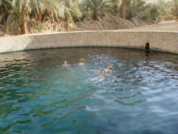 Cleopatra Bath, Western Desert
