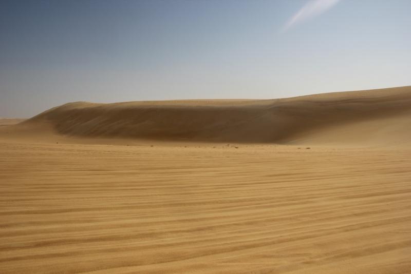 锡瓦绿洲沙丘