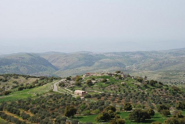 Panorama, Ajloun