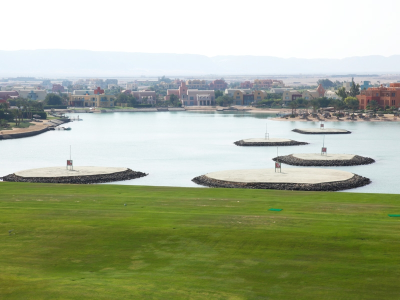 Red Sea Golf Resorts