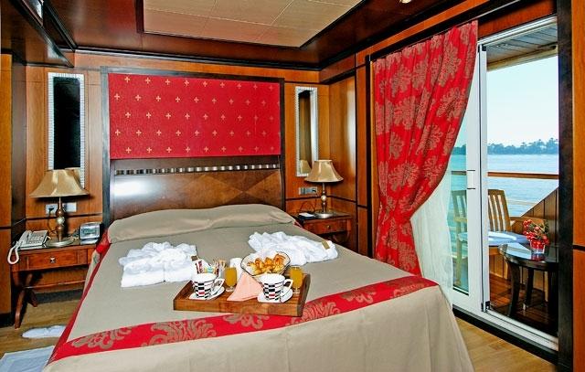 La Royal Suite di MS Amarco
