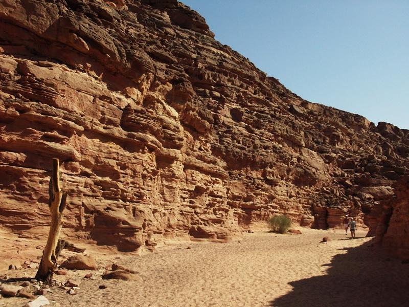 Canyon Colorido, Nuweiba