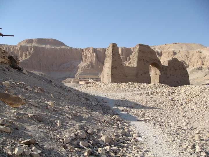 Asasif Tombs at Luxor