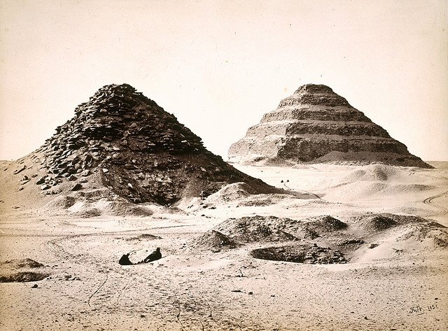 Pyramid of Neferhetepes | Egypt Pyramids