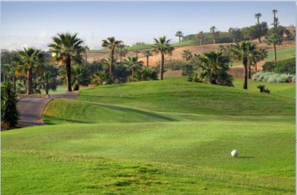 Golf in Egypt