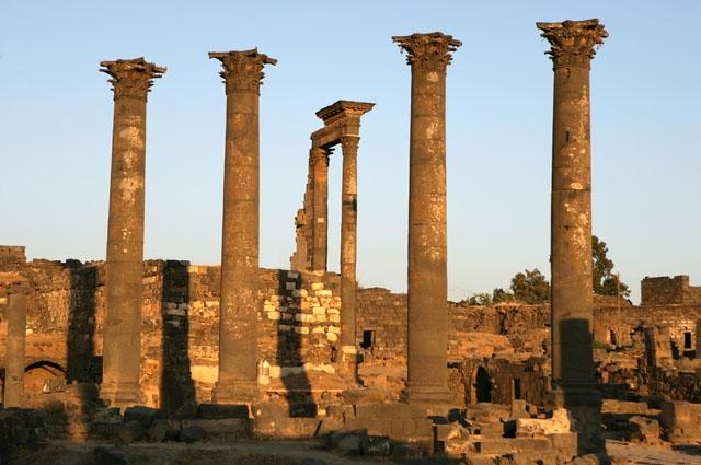 Nymphaeum Temple, Jerash
