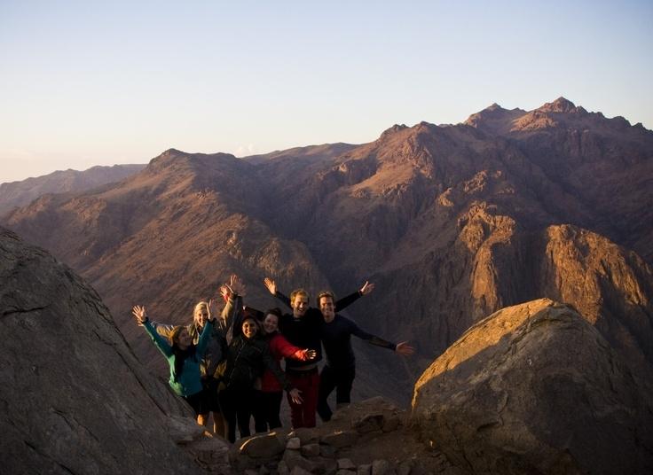 Tour ao Monte Sinai e Santa Catarina